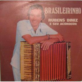 Rubens Diniz E Seu Acordeon - Brasileirinho - 1982