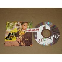 Lucero Lucero De Mexico 1992 Melody Cd Fondo Gris L/blanca