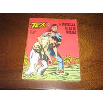 Tex 2ª Edição Nº 20 Dezembro/1978 Editora Vecchi C/162 Pág