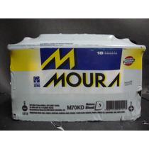 Bateria Moura 70 Amperes Garantia De 18 Meses Otima Para Som