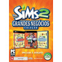 Game Pc The Sims 2 Grandes Negocios + Hm Fashion + Cozinhas