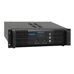 Amplificador Oneal Op 8502 -2000watts ( 9191 )