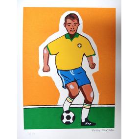 b1d946aedd Uniforme Completo Neymar Brasil - Arte e Artesanato no Mercado Livre ...