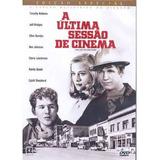 Dvd Última Sessão De Cinema, 8 Oscar, Jeff Bridges Lacrado#2