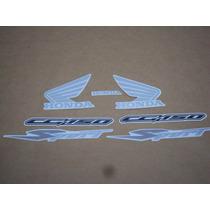 Kit Adesivos Honda Cg Titan 150 Sport 2006 Preta - Decalx