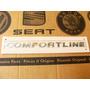 Logotipo Comfortline Novo Voyage G5 - Original Vw Novo