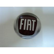 Emblema Fiat 65mm Para Rodas Esportivas