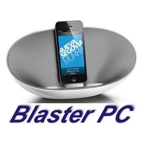 Parlante Bluetooth Philips Ds3480 12w Iphone 5 6 7 8 X Docki