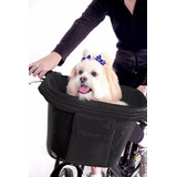 Cesta Pet Bike Aramada Universal P/ Animal Na Bike