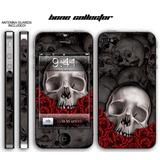 Adesivo Ipod, Iphone 2g 3g 4g, Skin Importado,capa,proteção