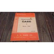Manual Del Conductor Tractores Case Serie V A