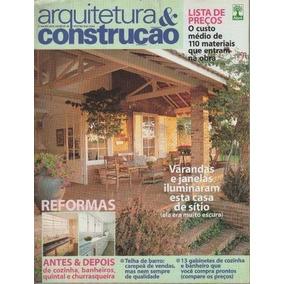 Revista Arquitetura & Construção Ano 14 N°12 Abril