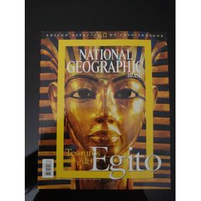 Coleção Completa National Geographic Brasil, Impecável