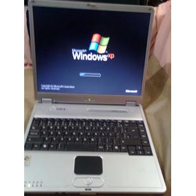 Notebook Nec Pentium 4, Mem 512 Hd40 Fonte Original+ Pasta