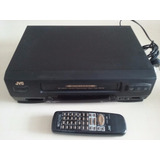 Videocasetera/grabadora Jvc C/ctrol Remoto P/reparar