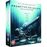 Blu Ray Prometheus To Alien 8 Discos Leg Dublado 3d Pt-br