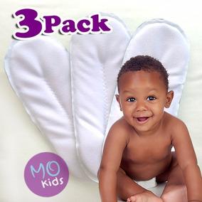 3 Absorbentes Para Pañales Ecologicos Mo Kids