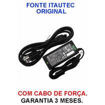 Fonte Carregador Itautec W7630 W7635 W7645 W7650 W7655 W7620
