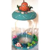 Lembrancinhas Em Biscuit Procurando Nemo