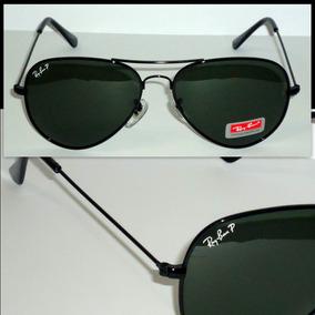 971f89d9826aa Óculos Aviador 3026 Preto Grafitado Polarizado Frete Grátis