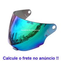 Viseira Bieffe 3 Sport Camaleão Para 3 Sport V1 E V2