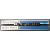 Emblema Chevette Série Especial Dourado - Original Gm !