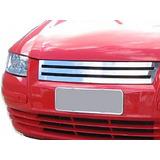 Grade Aço Inox Estilo Fusion Para Fiat Stilo 03/