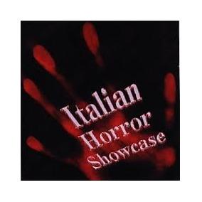 Cd Italian Horror Showcase Soundtrack - Japones