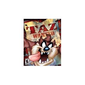 Game Cube Taz Wanted - Original - Usado