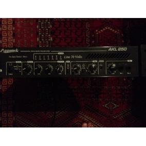 Mixer Pre Amplificador Receiver Som Ambiente Appotek 70 V