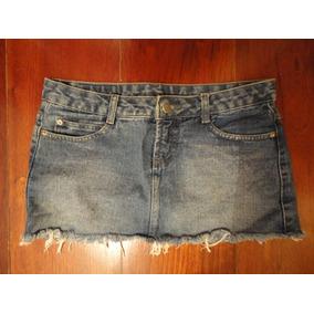 Mini Saia Gazzy Jeans 36- M