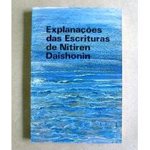 Explanações Das Escrituras De Nitiren Daishonin - Volume 4