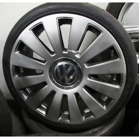 Jogo De Rodas Wci Aro 18 Replica Audi A8 Multifuros