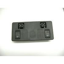Interruptor Conjunto Botão Vidro Elétrico Monza Original Gm