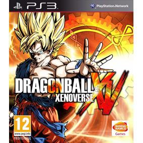 Juego Dragonball Xenoverse Ps3 Dragon Ball Z Ps3 Fisico