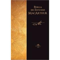 Biblia De Estudio Macarthur. Edición Rústica