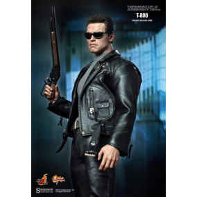 Terminator T-800 - Hot Toys Movie Masterpiece - Terminator 2