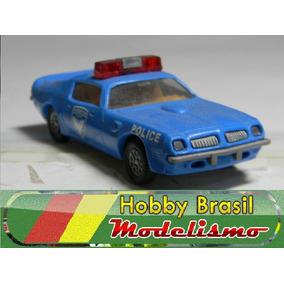 Miniatura Automóvel Pontiac Firebird Policia Ho 1:87 Praliné