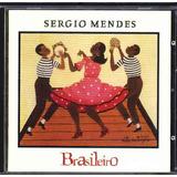 Sergio Mendes Cd Brasileiro Importado 1992
