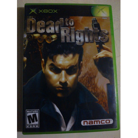 Dead To Rights Xbox