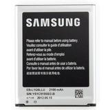 Bateria Samsung Galaxy S3 Siii I9300 2100mah Eb-l1g6llu
