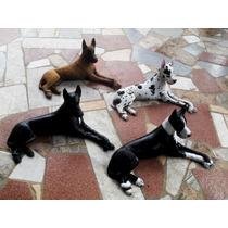 Dog Alemão - Esculturas