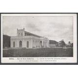 Postal Antigo, Joinville, Santa Catharina. Mercado.