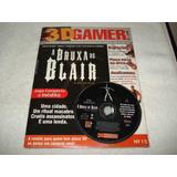 Revista Cd Expert Game A Bruxa De Blair Volume 1 Rustin Parr