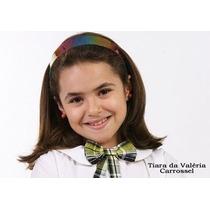 Tiara Valéria Novela Carrossel !!!!! Pronta Entrega!acima 2