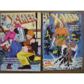 X-men Nºs 3 Ao 141 Formatinho Ed. Abril