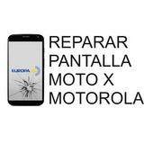 Cambio De Vidrio Moto X + 1 Segunda Generacion