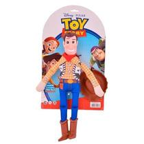 Muñeco Soft Woody Toy Story Original New Toys
