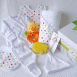 Primer Ajuar De Bebe En Caja Personalizada Regalo Nacimiento