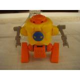 Revista Recreio Brinquedo Robits Tractor